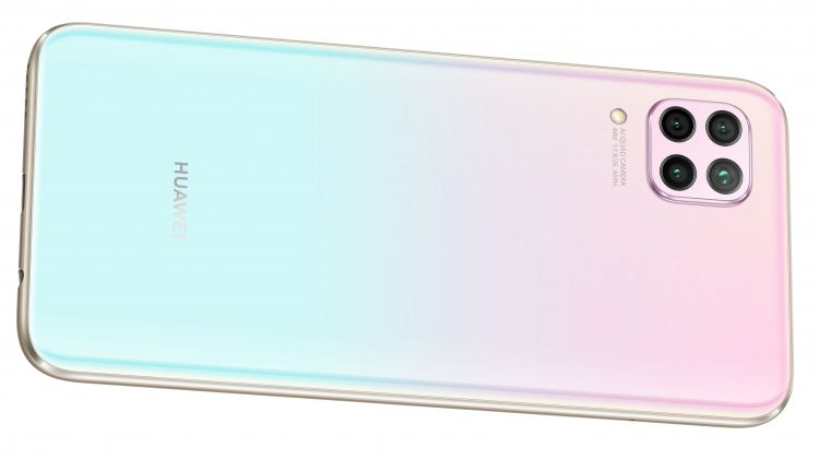 Huawei P40 lite in Pink