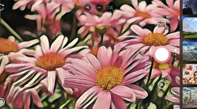 Photoshop Camera für iOS und Android