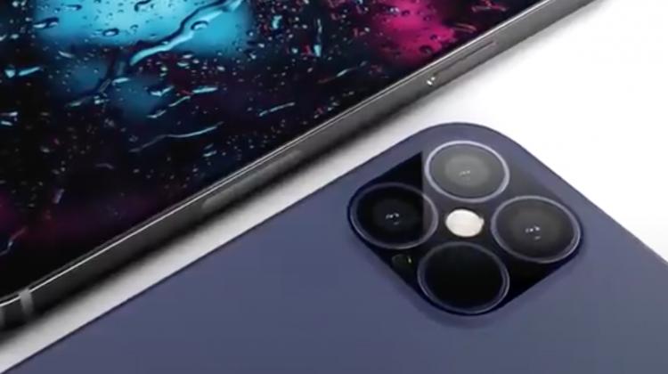 So könnte das iPhone 12 aussehen