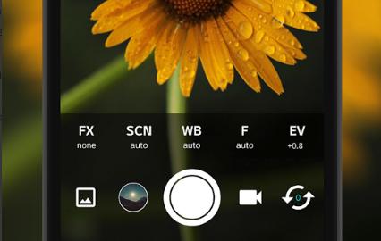 Kamera-App ProCam X für Android